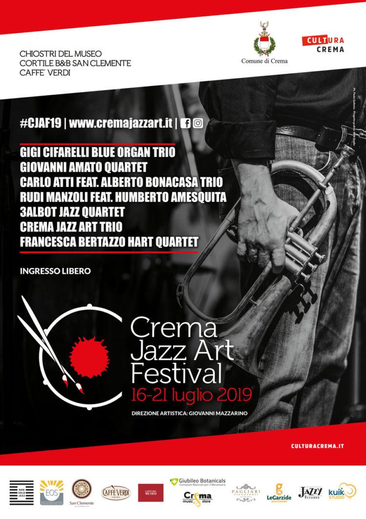 Crema Jazz Art